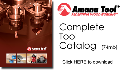 Amana Woodworking Tools General Cutting Tools